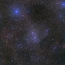 NGC 6871 Open Cluster in Cygnus,                                Sigga