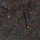 IC5146 (Cocoon nebula) & vdb 145 / Canon 100Da+Canon 200mm f/2.8 / Star adventurer,                                patrick cartou