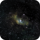 NGC7635 - The Bubble Nebula,                                Jérémie