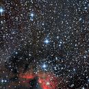 Sh2-155 Cave Nebula,                                Steve BENZ