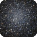 Messier 13 (NGC 6205) - The Hercules Globular Cluster,                                Oliver Czernetz