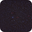 Pacman - NGC281 - area - 200mm,                                Jochen Schuster