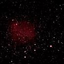 IC 405  Flaming Star nebula,                                Robert St John