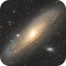 M31 redux, 31 hours after 5 years of learning,                                Sven Hoffmann