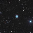 M97 in Ursa Major,                                Nurinniska