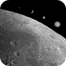 Moon and planets at focal length of 2250 mm,                                Alexander Sorokin