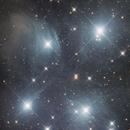 M45 Pleiades,                                CoFF