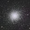 M 13 - Hercules Globular Cluster,                                gigiastro