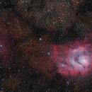 M8 Nebulosa Laguna,                                Salvatore Cozza