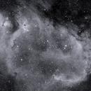 Soul Nebula In HA,                                Wes Higgins