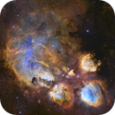 NGC6334 Cat's Paw Nebula,                                astro_m
