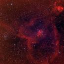 Heart Nebula (IC 1805),                                Colin McGill