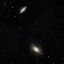 M81 & M82,                                Yvan_Trembley