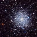 NGC 2808 Globular Cluster,                                Claudio Tenreiro