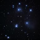 Plejaden (Messier 45),                                Marian Höfer