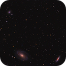 M81 / 82 & NGC 3077,                                André