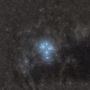 M45 - The Pleiades,                                Darius Kopriva