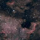 NGC 7000 - North America Nebula,                                Slystone