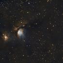 Messier 78,                                Firstround