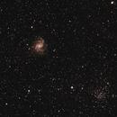 Fireworks galaxy,                                carl monfils