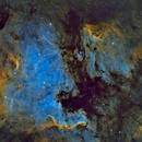 NGC7000 & IC5067,                                Ilyoung, Seo