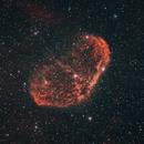 NGC 6888 - Crescent Nebula,                                Bob Stewart