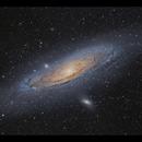 First light with RASA8 and ASI2600 - more data,                                Göran Nilsson