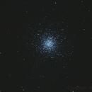 M13 Hercules Cluster,                                Jim Brockett