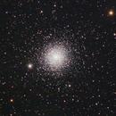 M15 Globular Cluster,                                Shannon Calvert