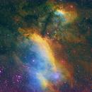 IC 4628 (The Prawn) SHO,                                Colin