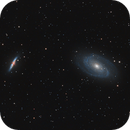 M81 & M82 Cigar and Bode's Galaxy's ,                                Ali Alhawas