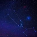 foto astronomica   segno zodiacale   toro,                                Carlo Colombo
