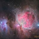 Great Orion Nebula,                                alexbb