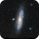 M31 Wide Field,                                Kiko Fairbairn