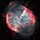 M27 Dumbell Nebula,                                Tim Jardine