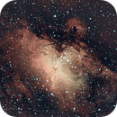 M16 with L-enhance filter,                                Ray Heinle