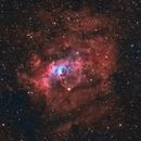 NGC7635 en HOO,                                Georges