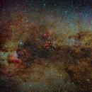 Cygnus widefield,                                Olaf Fritsche