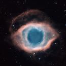 Helix Nebula in Bi Colour,                                Bruce Graham