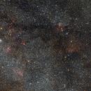 Nebulae between Cepheus and Cassiopeia,                                sergio.diaz