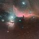 IC 434, B33, NGC 2023 & 2024 (Horsehead & Flame),                                Kyle Wells
