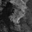 North America - NGC7000 - Halpha,                                Daniel.P