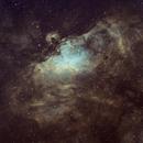 M16 Eagle Nebula in SHO,                                TimothyTim