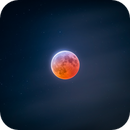 Total Eclipse of The Moon,                                Aaron Collier