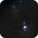 Orion Belt And Sword,                                Mr. Ashley McGlone