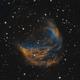 MEDUSA NEBULA (ABELL 21) - HST PALETTE,                                RAMON ESPAX