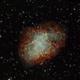 Crab Nebula,                                Jeff