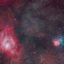 M8 - M20 HaRGB,                                MrPhoton