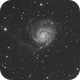 M101 widefield,                                Alan Hancox