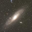 M31 Andromeda- RedCat @ Hull-O Farms,                                westchester_optics